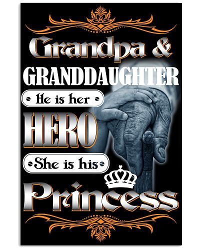 Papa  and Grandaughter