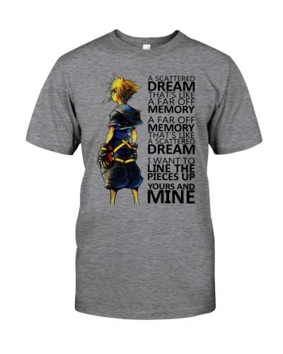 Kingdom Hearts T Shirt Gamer