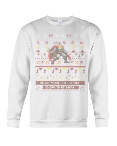 marvel christmas sweaters