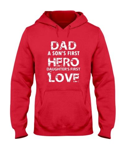DAD SON'S HERO DAUGHTER'S LOVE