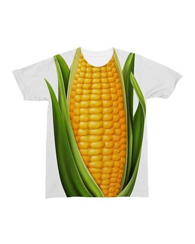 Corny all over Tee