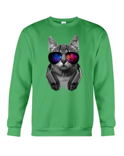 Music Lover Cat