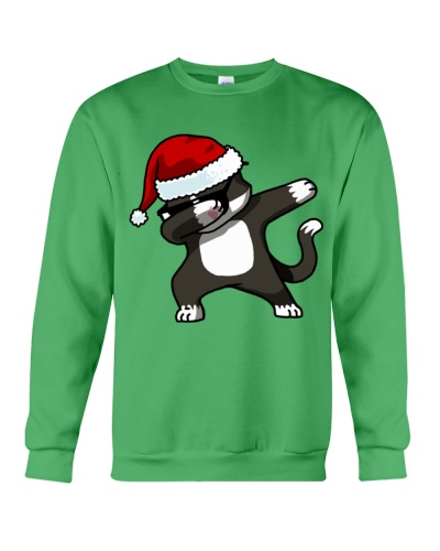 Gift Christmas Cat T-shirt