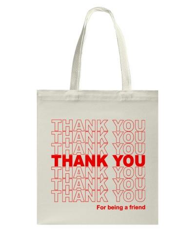 THANK YOU FRIEND - TOTE BAG