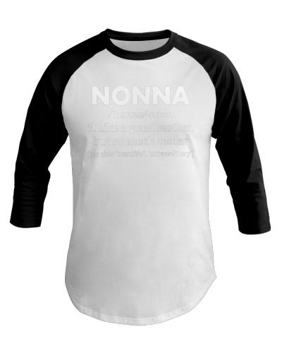 Nonna - Noun