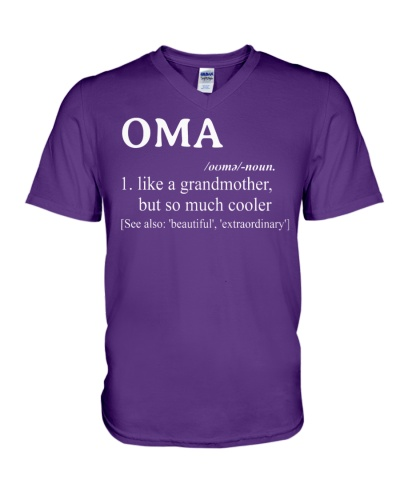 Oma - Much cooler