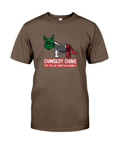 dominick the christmas donkey shirt