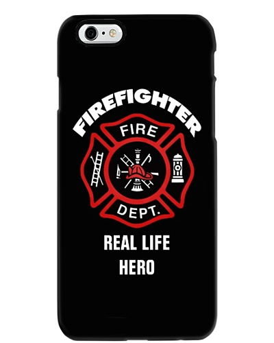 Firefighter - Firefighter mobile case -Firefighter