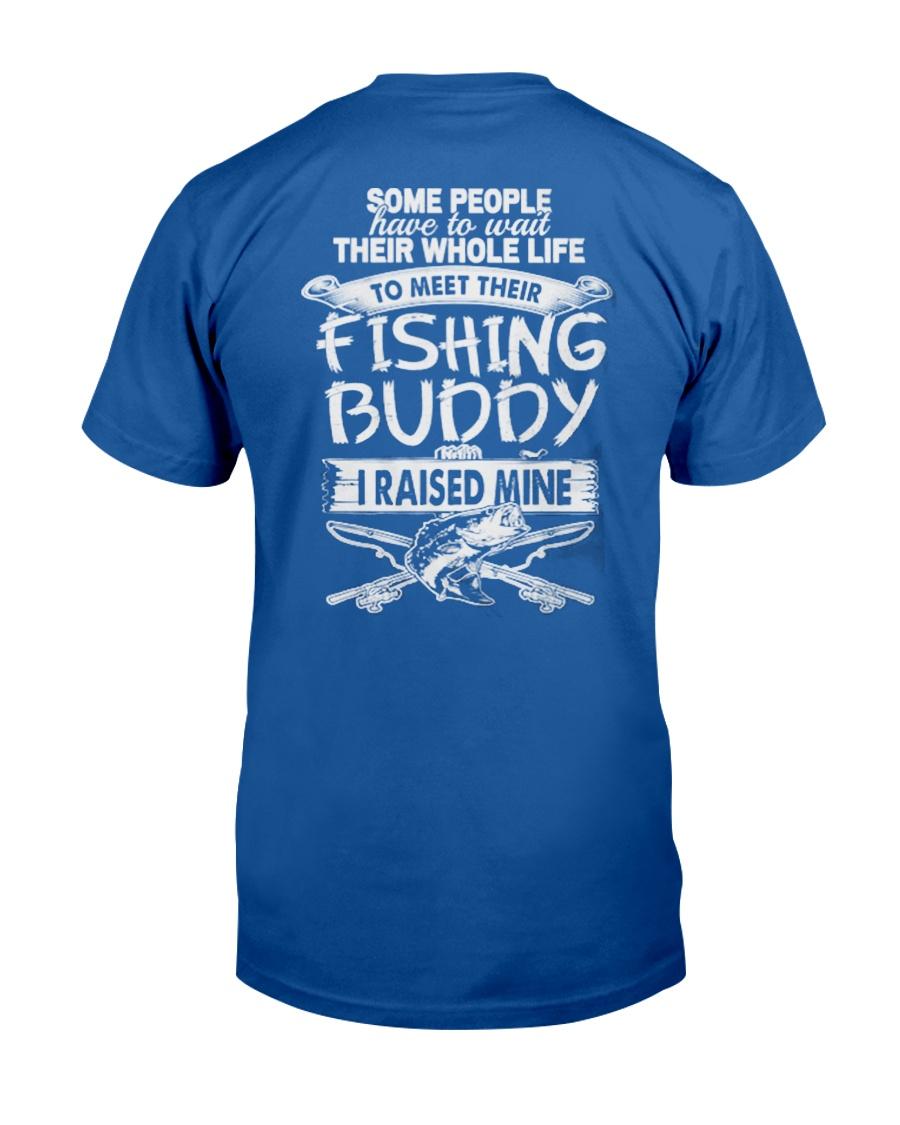 Fishing Buddy Unisex Tshirt