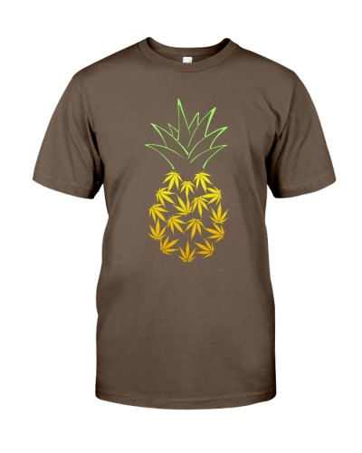 Weed pineapple Weed