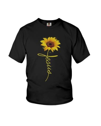 Sunflower Jesus flower