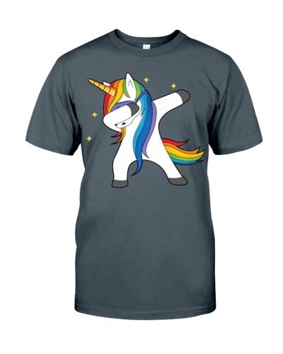 The Magical Dabbing Unicorn Tshirt