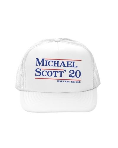 Michael Scott' 20 That's What She Said shirt