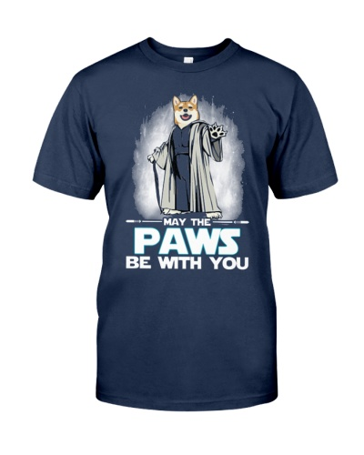 Shiba - May The Paws Be With You