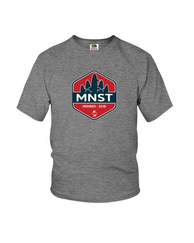 MNST Membership shirt - standard logo