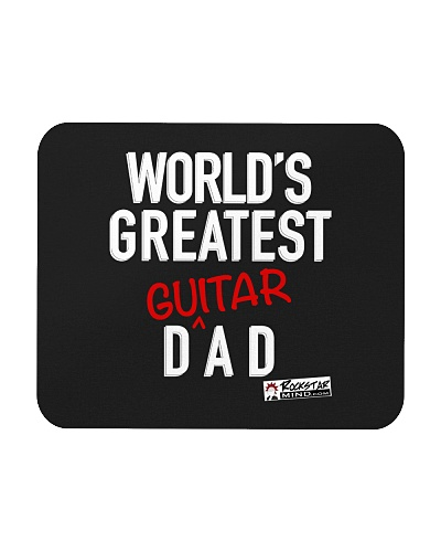 World's Greatest Guitar Dad