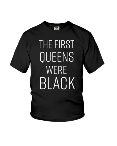 The First Queens Were Black
