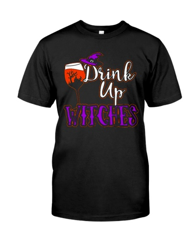 Drink up Witches Funny Halloween