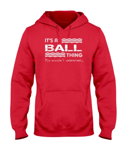 It's a Ball thing