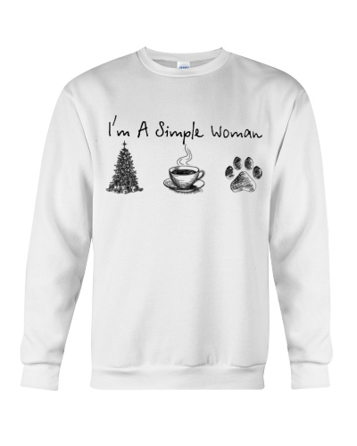 I'm A Simple Woman Christmas