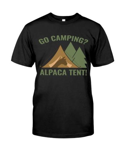 Go Camping Alpaca Tent