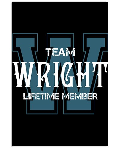 Team WRIGHT - Lifetime Member