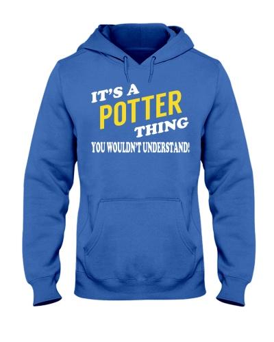 Its a POTTER Thing - Name Shirts